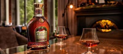 Aromatyczna brandy z Armenii