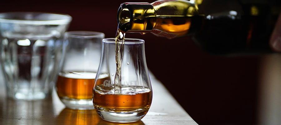 10 ciekawostek na temat whisky