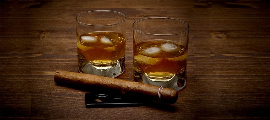 Top 5 alkoholi dla gentlemana