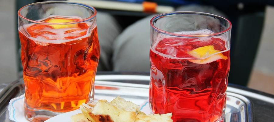 campari - pomysły na drinki
