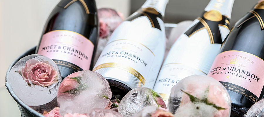 Moët & Chandon - ponadczasowy szampan banner