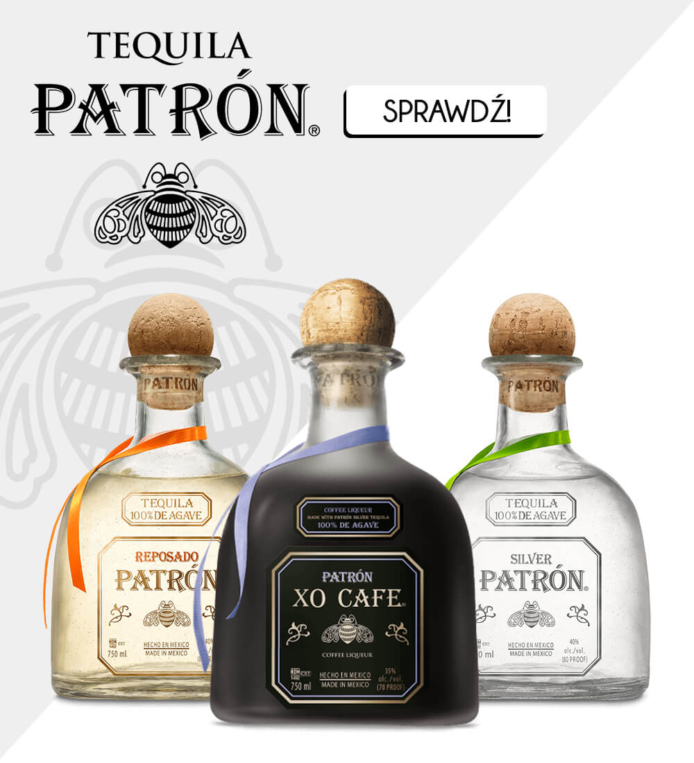 Banner patron tequila mobile