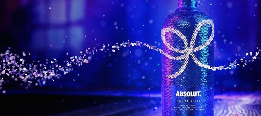 Vodka Absolut banner