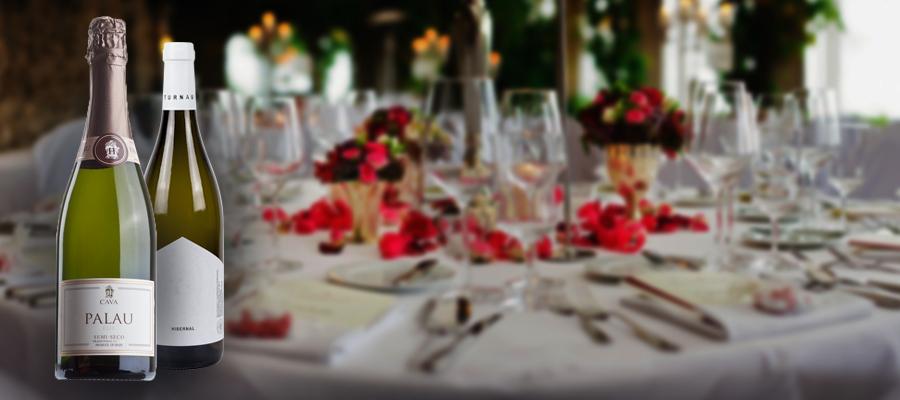 Banner ile wina na wesele